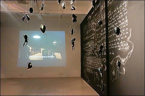 Suong Mu Den - Black Fog Exhibit
