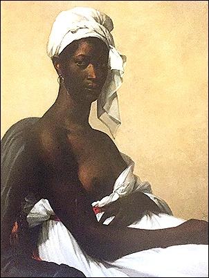 La Negresse - Marie Guillame Benoist