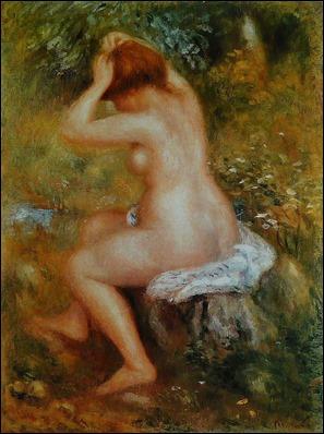 Pierre-Auguste_Renoir_-_Baigneuse_se_coiffant