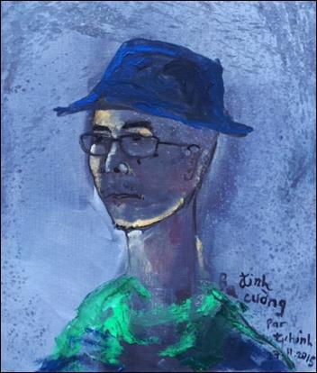 Dinh Cuong portrait