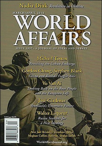 world affairs cover
