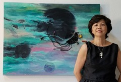 ann phong at yoon space gallery