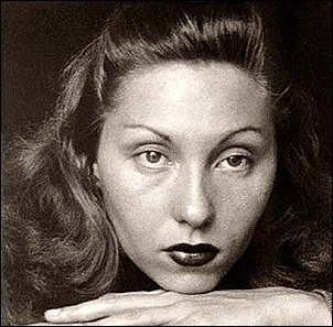 clarice-lispector young portrait