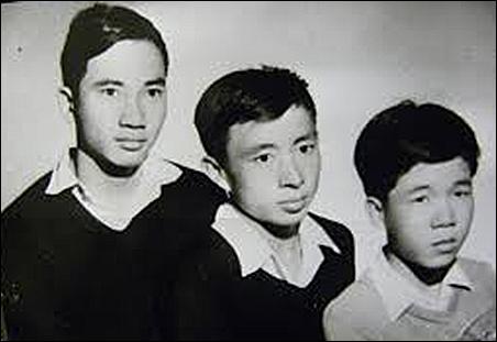 Duong Nghiem Mau Tran Da Tu 1957