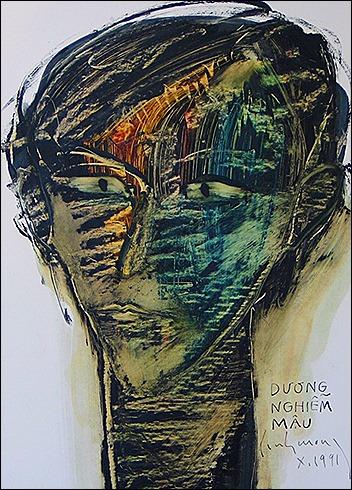 DuongNghiemMau by Dinh Cuong