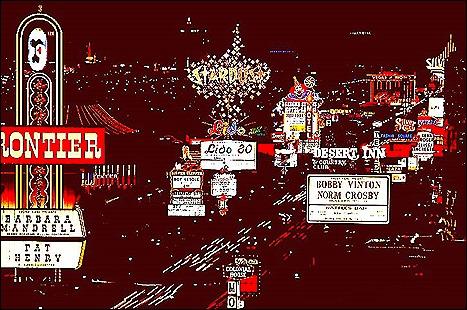 pic 1. Las Vegas về đêm năm_1980
