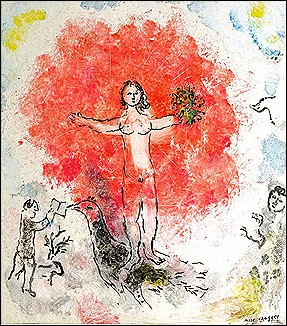 nu_a_loisea_marc_chagall_martin_lawrence_galleries